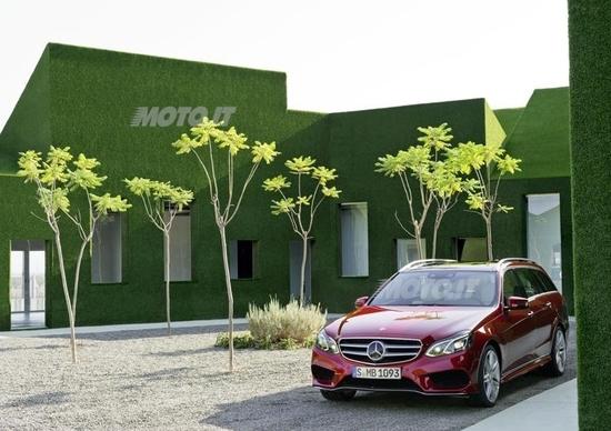 Mercedes-Benz: emissioni di CO2 contenute in 140 g/km di CO2