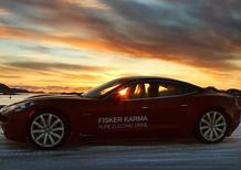 Anteprima: 4.000 km alla guida della Fisker Karma elettrica