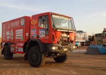 Dakar 2013. L'alba piovosa del 12 gennaio