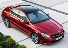Mercedes-Benz CLA: Cx 0,22. È record!
