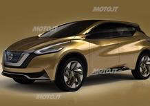 Nissan Resonance Concept: svelata a Detroit
