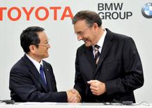 BMW e Toyota: svilupperanno tecnologie per vetture sportive e a idrogeno