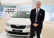 Massimo Nordio: «Skoda Octavia? Un'auto intelligente e di qualità»