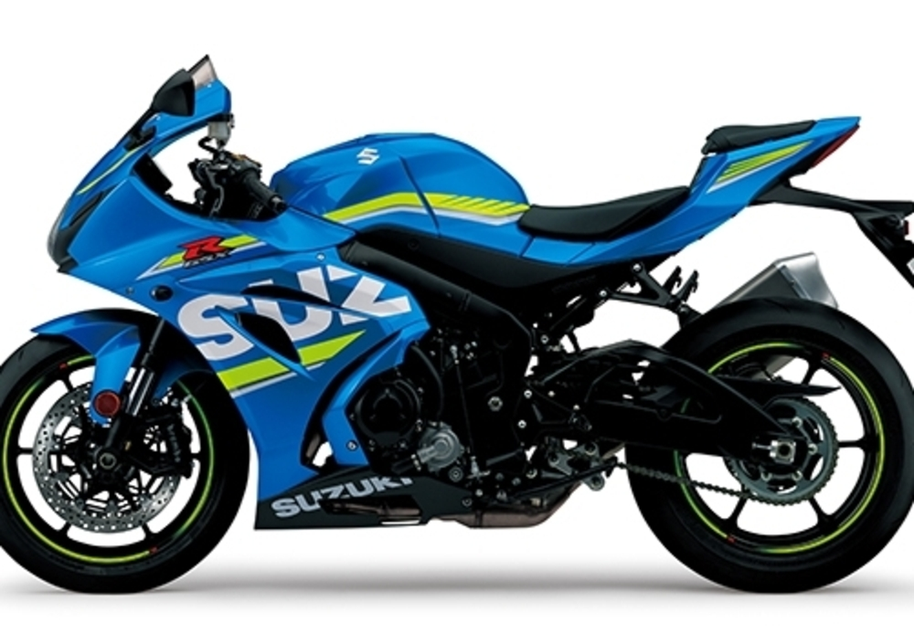 suzuki gsx r 1000 2017 18 prezzo e scheda tecnica. Black Bedroom Furniture Sets. Home Design Ideas