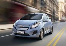 Chevrolet Spark EV: a Ginevra la versione 100% elettrica