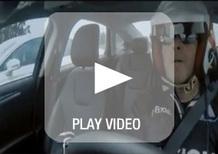 Nelson Piquet e Nigel Mansell si sfidano al volante della nuova Ford Fusion USA