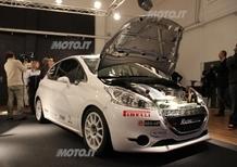 Peugeot: presentata la stagione Motorsport 2013