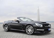 Brabus 800 Roadster: 800 CV per la Mercedes-Benz SL 65 AMG