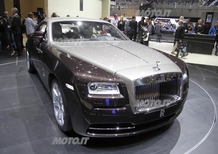 Rolls-Royce al Salone di Ginevra 2013