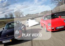 La Porsche 911 compie 50 anni