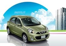 Nissan March: anticipa la Nissan Micra restyling