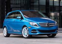 Mercedes-Benz Class B Electric Drive
