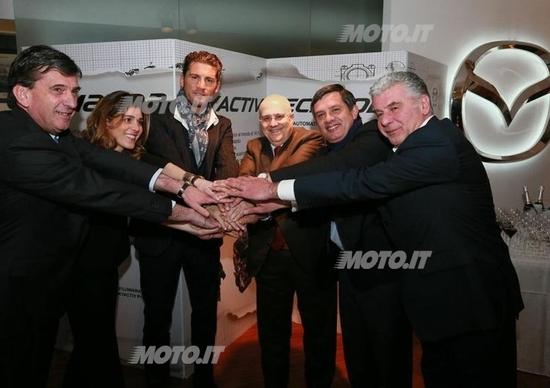 Mazda: fornitore ufficiale dell'Atalanta Bergamasca Calcio