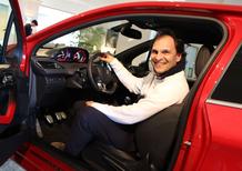 Paolo Andreucci: «Peugeot 208 GTi è veloce, stabile e molto bella da guidare»