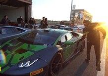 Andrea Dovizioso vince la Pro-AM nel Lamborghini SuperTrofeo 2016 a Valencia | Il film della corsa