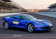 Corvette C7 Stingray Indy 500 Pace Car