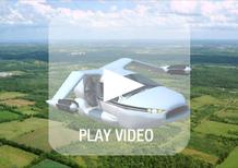 Terrafugia TF-X concept: in arrivo l'auto volante ibrida?