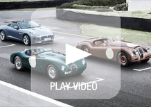 Jaguar: alla Mille Miglia 2013 con sei vetture e tanti VIP