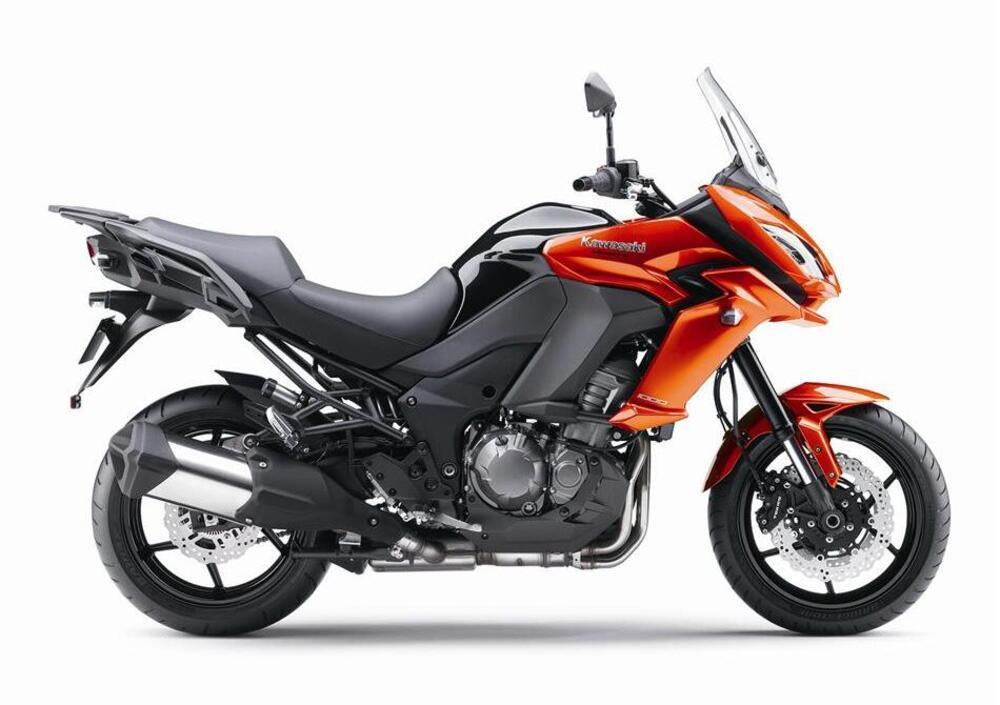 Kawasaki Versys 1000 (2017 - 18) (3)