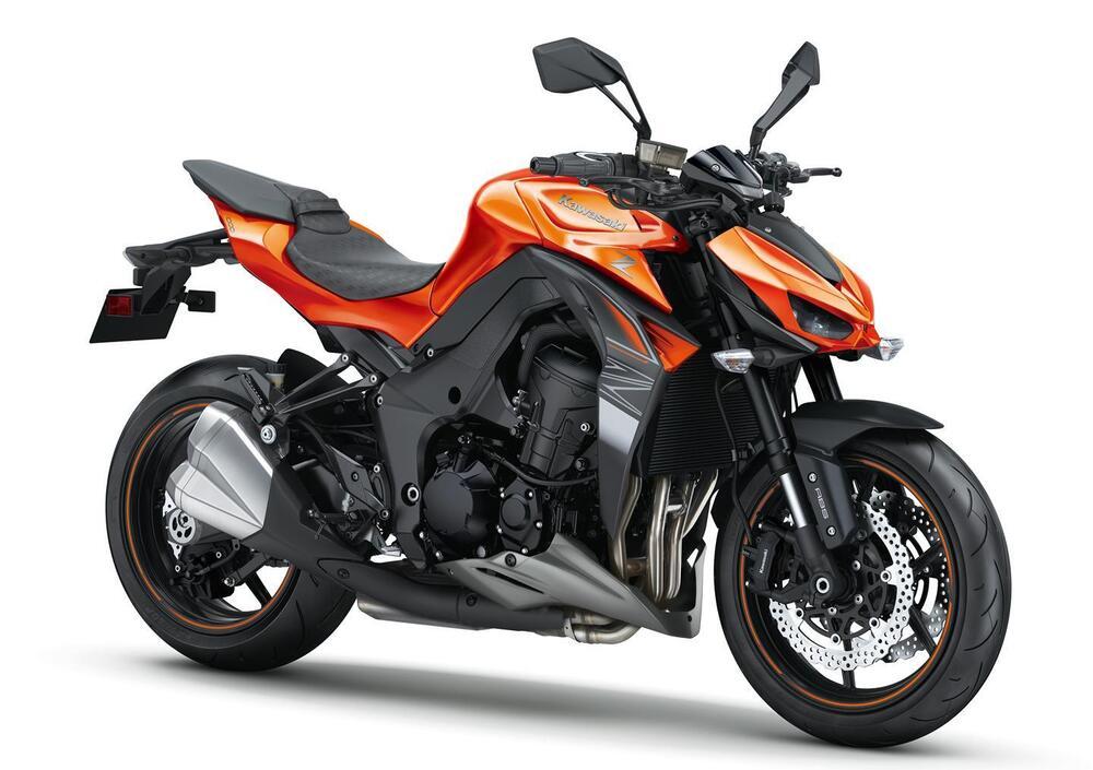 Kawasaki Z 1000 (2017 - 19)