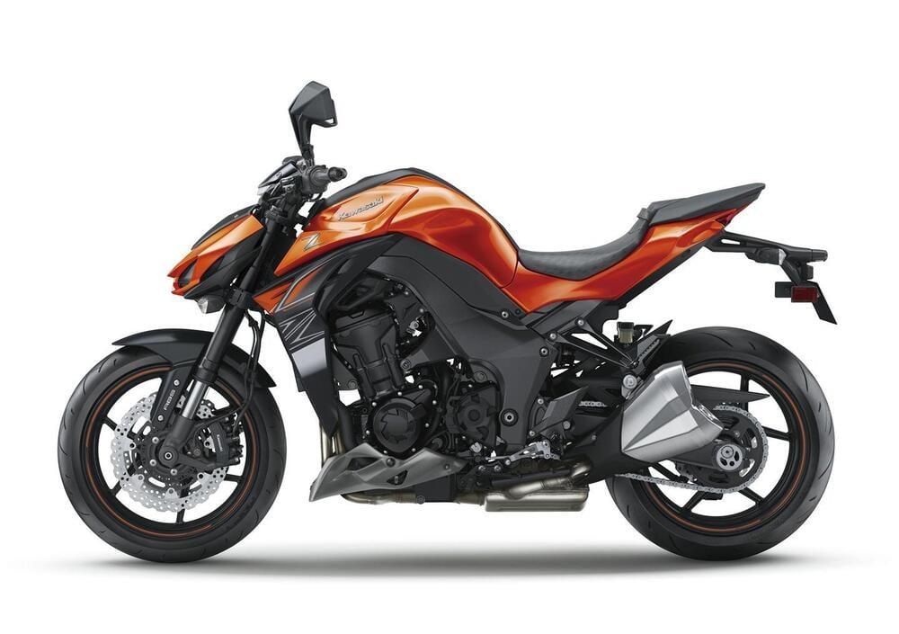Kawasaki Z 1000 (2017 - 19) (2)
