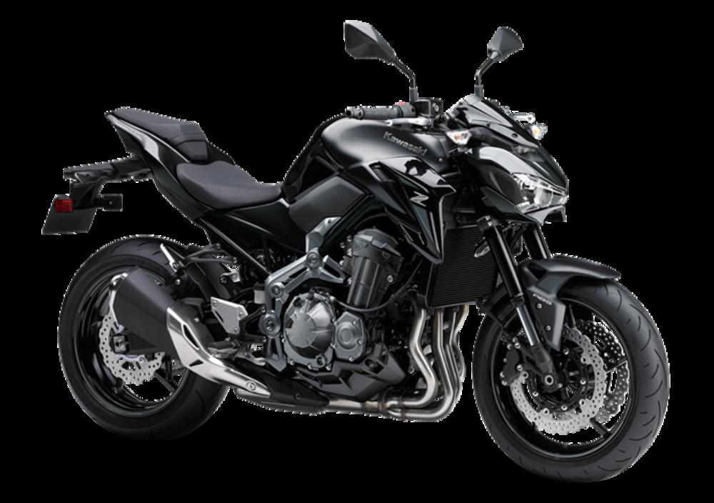 kawasaki z 900 (2017), prezzo e scheda tecnica - moto.it