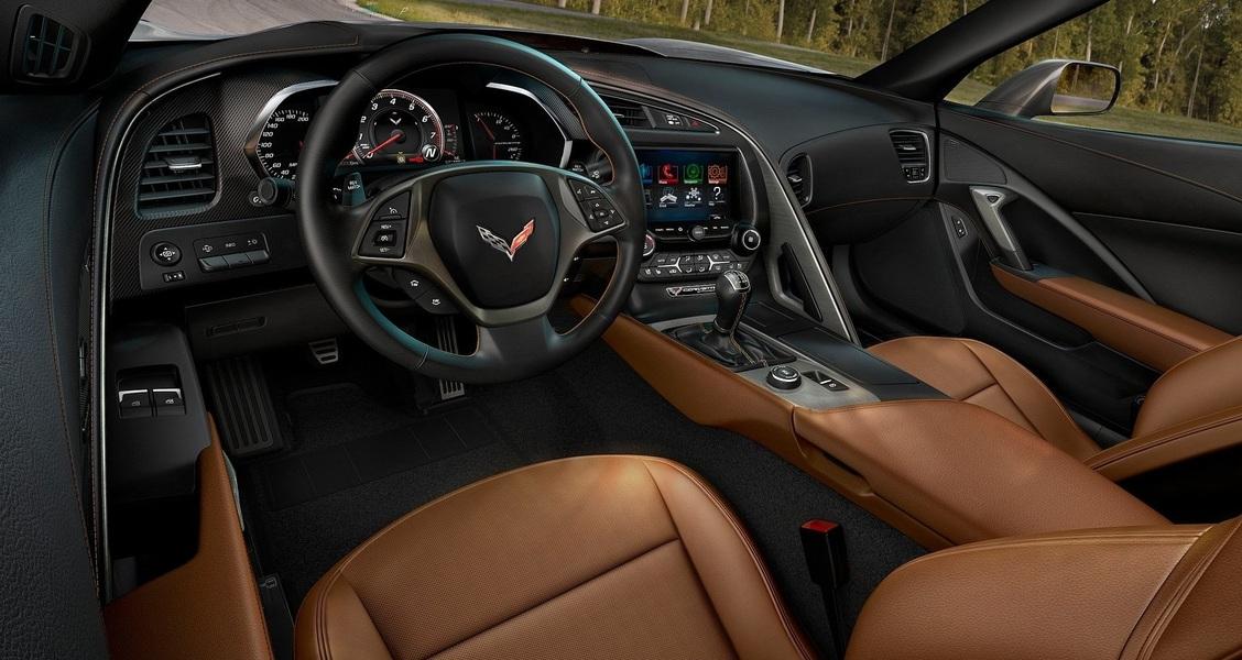 Chevrolet Corvette Stingray (4)