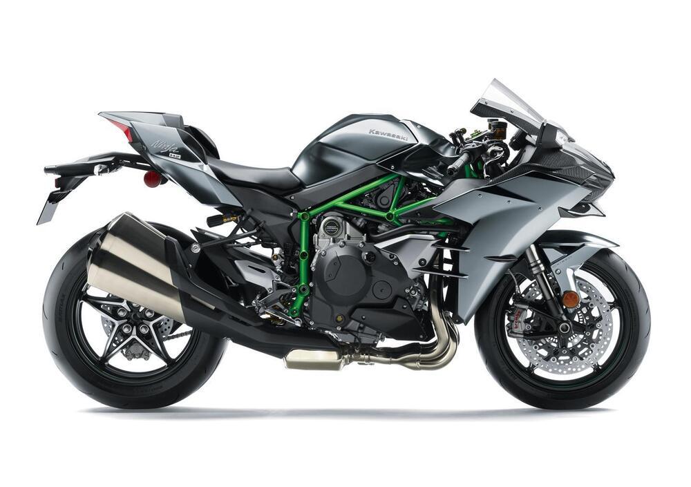 Kawasaki Ninja H2 Carbon (2017 - 18) (4)