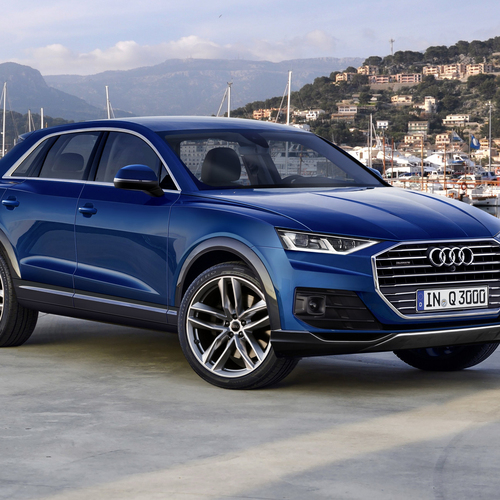 The future audi q3 news for Quando esce la nuova audi q3 2018