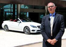 Blasetti: «Le nuove Mercedes Classe E Coupé e Cabriolet sono un sogno accessibile»