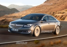 Opel Insigna restyling