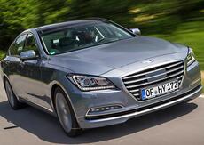 Hyundai Genesis (2014->>)