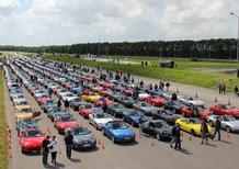 Mazda MX-5: il viaggio verso il nuovo record in Olanda
