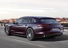 Porsche Panamera Tourer: si vedrà nel 2017?