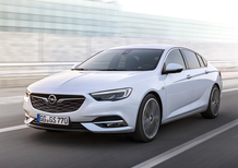 Nuova Opel Insignia Grand Sport al Salone di Ginevra 2017 [Video]