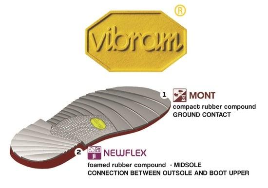 Vibram VLR Tech, per stivali più leggeri e con più grip