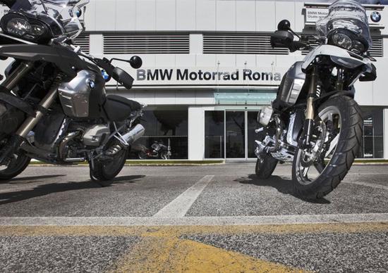 Gruppo BMW: vendite su del 6,0% nei primi sei mesi del 2013
