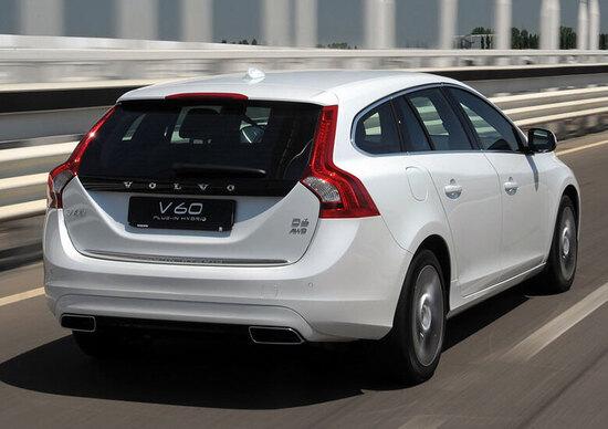 Volvo V60 Diesel Plug-In Hybrid