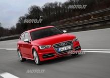 Audi S3 e S3 Sportback: listino prezzi