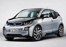 BMW i3: ecco la versione di serie