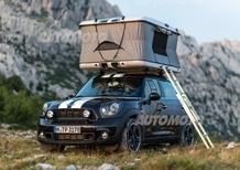 Mini: ecco tre idee per il campeggio firmate dalla Casa anglo-tedesca