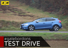 Volvo V40 | Test drive #AMboxing