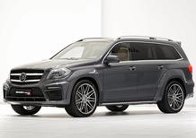 Brabus B63S 700: kit da 700 CV per Mercedes ML e GL AMG