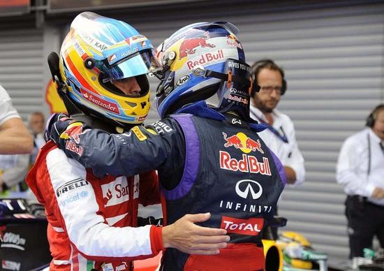 F1 Spa 2013: le foto più belle del GP del Belgio