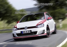 Volkswagen Golf VII GTI by Eibach