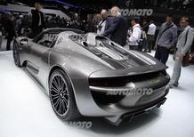 Porsche al Salone di Francoforte 2013