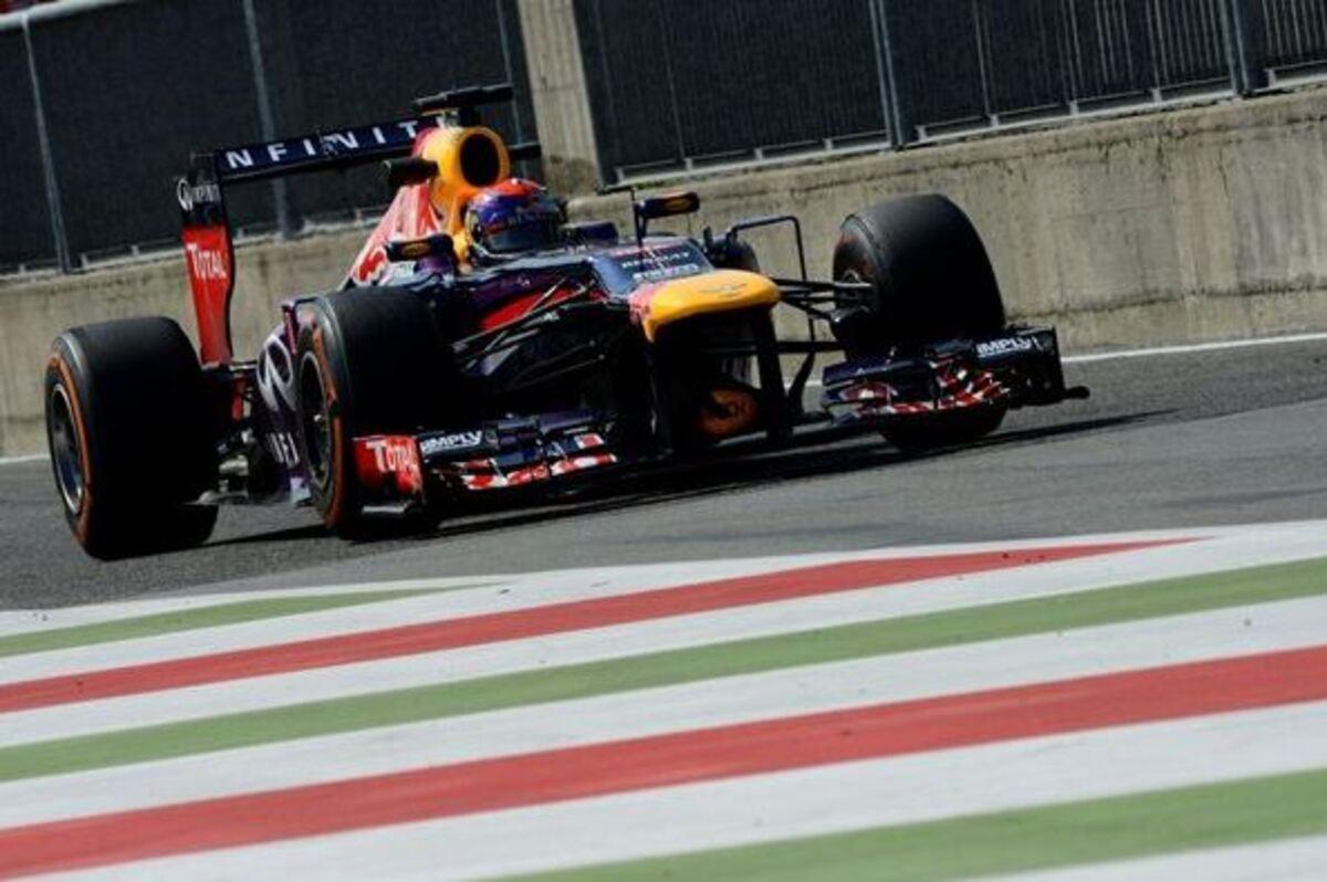 F1 Monza 2013: Sebastian Vettel in Pole al GP d'Italia ...