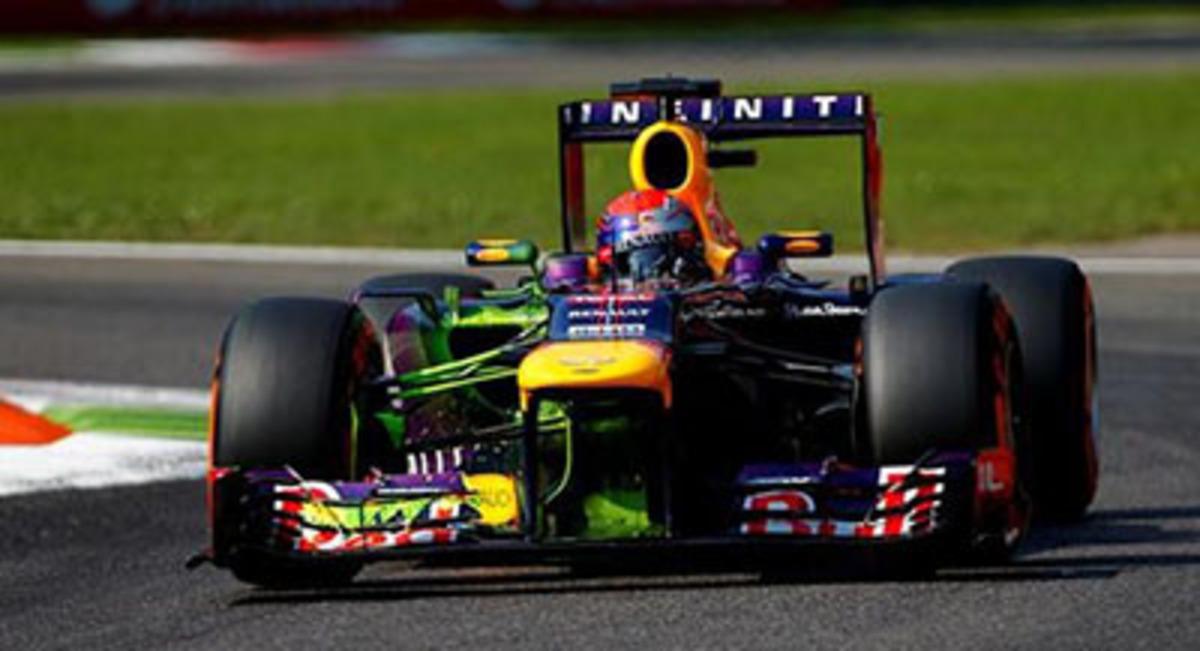 F1 Monza 2013: Vettel vince il GP d'Italia - Formula 1 ...