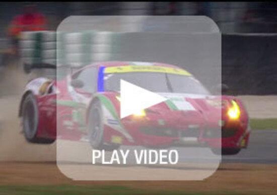 24 Ore di Le Mans: il video-racconto dell'edizione 2013