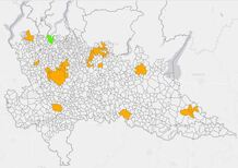 Protocollo aria Lombardia: Monza la provincia peggiore da inizio mese